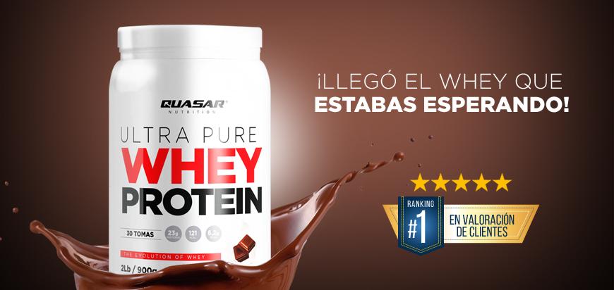 quasar whey protein