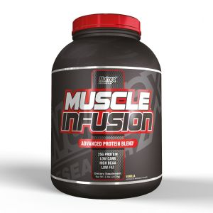 muscle infusion nutrex - 5lb