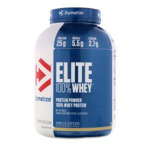 100% Elite Whey Protein Dymatize - 5 lb