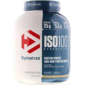 Iso 100 hydrolized dymatize - 3lb