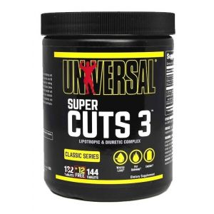 Super Cuts 3 144 tablets - Universal
