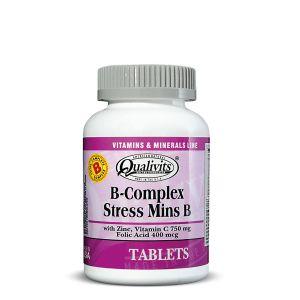 B Complex 50 tab - Qualivits