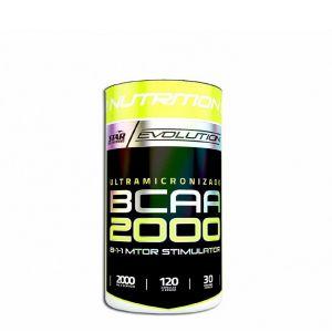 BCAA 2000 120 cap - Star Nutrition
