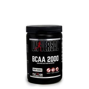 BCAA 2000 120 cap - Universal