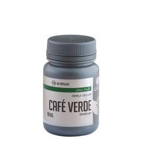 Café Verde 60 cap - Homeopatía Alemana