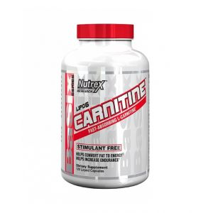 carnitina lipo 6 120 cap - nutrex