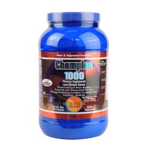 Champion 1000 4 lb - Saturn