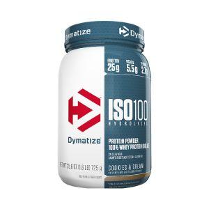 Iso 100 hydrolized dymatize - 1.6lb