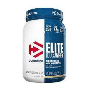 100% Elite Whey Protein Dymatize - 2 lb
