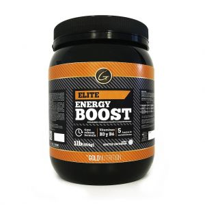 energy boost 1 lb - gold nutrition