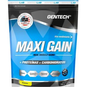 maxi gain 750 g - gentech