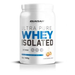 Ultra Pure Whey Isolate 2lb - Quasar