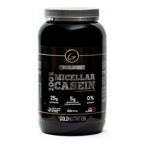 100% Micellar Casein 2 lb - gold nutrition