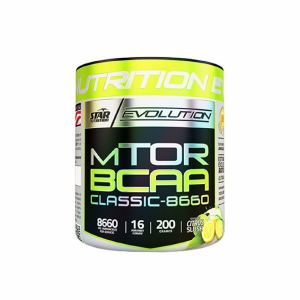 Mtor Bcaa 200g - Star Nutrition