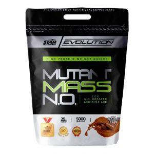 mutant mass 5 kg - star nutrition