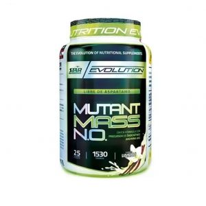 mutant mass 1.5 kg - star nutrition