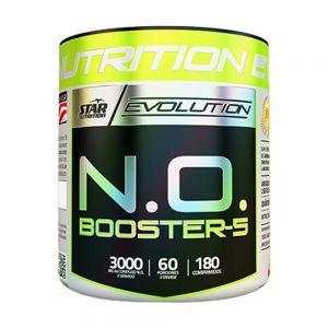 N.O BOOSTER 5 STAR NUTRITION - 180 CAP