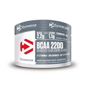 BCAA 2200 - 200 cap - Dymatize