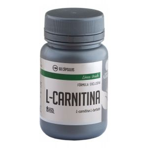 L - CARNITINA 60 CAP - HOMEPATIA ALEMANA