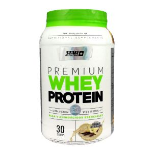 Premium Whey Protein 2lb - Star Nutrition