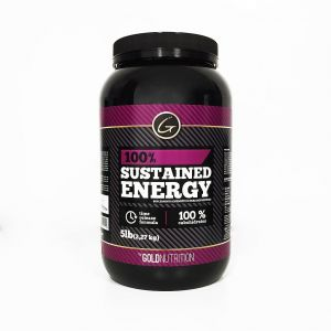 Sustained Energy 5 lb - gold nutrition