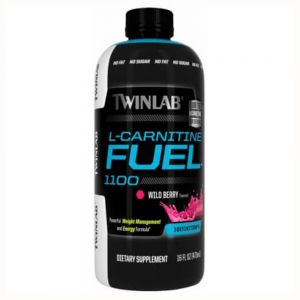 L-Carnitina Fuel 473 ml - twinlab