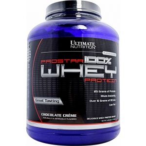 Whey Protein Prostar 5.28lb - Ultimate Nutrition