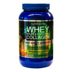 whey collagen 2 lb - nutraceutics