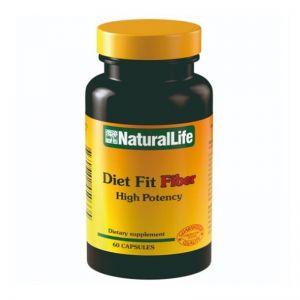 Diet Fit Fiber 60 cap - Natural Life