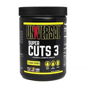 Super Cuts 3 144 tab - Universal