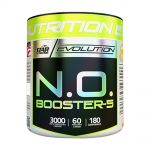 N.O BOOSTER 5 STAR NUTRITION - 180 CAP